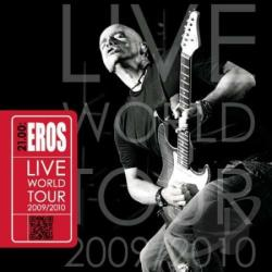 Ramazzotti, Eros - 21.00: Eros Live World Tour 2009/2010 LP Cover Art
