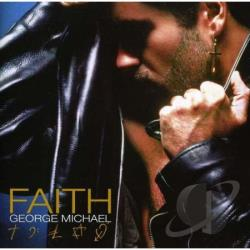 Michael, George - Faith CD Cover Art
