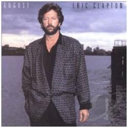 Clapton, Eric - August CD Cover Art
