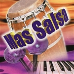 Rumba Jams: Mas Salsa CD Cover Art