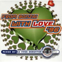 From Bonzai With Love CD Cover Art