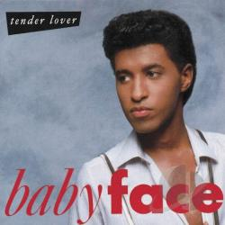 Babyface - Tender Lover CD Cover Art