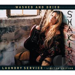 Shakira - Laundry Service: Washed And Dried CD Cover Art