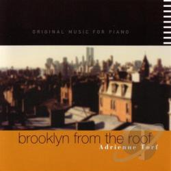 Torf, Adrienne - Brooklyn From The Roof CD Cover Art
