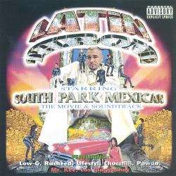 Latin Throne, Vol. 1 CD Cover Art