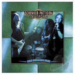 Schenker, Michael - Endless Jam CD Cover Art