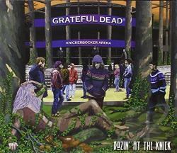 Grateful Dead - Dozin' at the Knick CD Cover Art