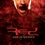 Red - End of Silence CD Cover Art