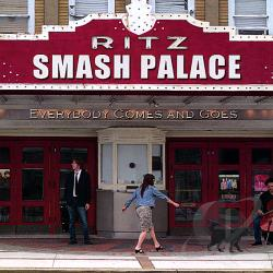 Smash Palace - Everybody Comes and Goes CD Cover Art
