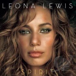 Lewis, Leona - Spirit CD Cover Art