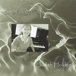 Holden, Judith - Songs From My Dreams CD Cover Art
