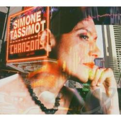 Tassimot, Simone - Chansons CD Cover Art