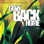 Quickstar Productions Presents : Goin Back Home volume 7 DB Cover Art