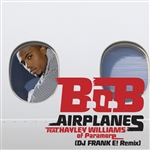 B.O.B - Airplanes (Feat. Hayley Williams Of Paramore) DB Cover Art
