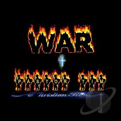 Pastor, Tim - War CD Cover Art