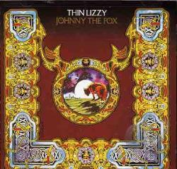 Thin Lizzy - Johnny the Fox CD Cover Art