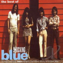 Shocking Blue - Best of Shocking Blue CD Cover Art