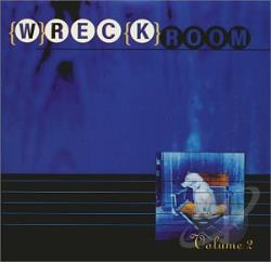 (W)rec(k) Room Volume 2 CD Cover Art
