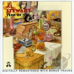 Stewart, Al - Year of the Cat CD Cover Art