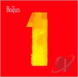 Beatles - 1 LP Cover Art