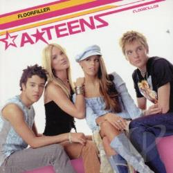 A-Teens - Floor Filler DS Cover Art