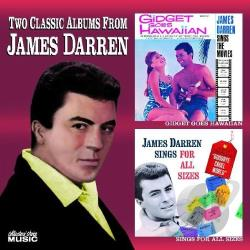Darren, James - Gidget Goes Hawaiian/Sings For All Sizes CD Cover Art