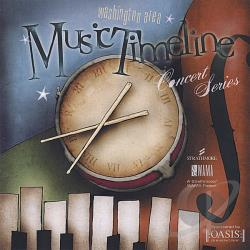 Washington Area Music Timeline 1 CD Cover Art