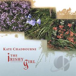 Chadbourne, Kate - Irishy Girl CD Cover Art