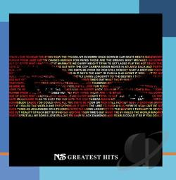 Nas - Greatest Hits CD Cover Art
