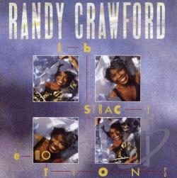 Crawford, Randy - Abstract Emotions CD Cover Art
