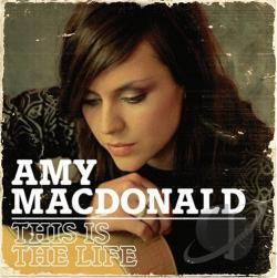 Macdonald, Amy - This Is the Life CD Cover Art