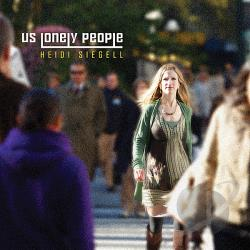 Siegell, Heidi - Us Lonely People CD Cover Art