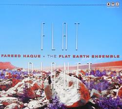 Haque, Fareed - Flat Planet CD Cover Art