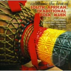 South African Traditional Folk Music CD Cover Art