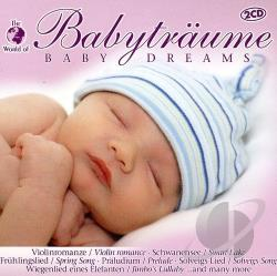 W.O.Babytraeume-Baby D - World of Babytr�ume CD Cover Art