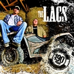 Lacs - 190 Proof CD Cover Art