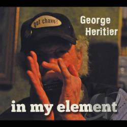 Heritier, George - In My Element CD Cover Art