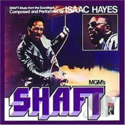 Hayes, Isaac - Shaft CD Cover Art