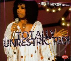 Jackson, Millie - Totally Unrestricted: The Millie Jackson Anthology CD Cover Art