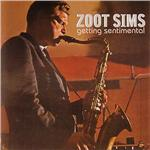Sims, Zoot - Getting Sentimental CD Cover Art