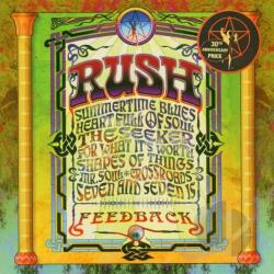 Rush - Feedback CD Cover Art