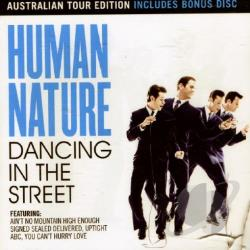 Human Nature - Dancing In The Street CD Cover Art