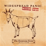 Widespread Panic - Choice Cuts CD Cover Art