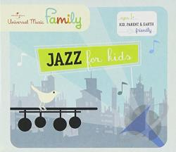 Jazz for Kids: Sing, Clap, Wiggle and Shake CD Cover Art