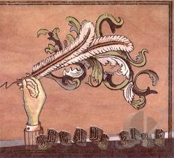 Arcade Fire - Funeral LP Cover Art