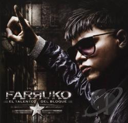 Farruko - El Talento Del Bloque CD Cover Art