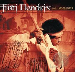 Hendrix, Jimi - Live at Woodstock LP Cover Art