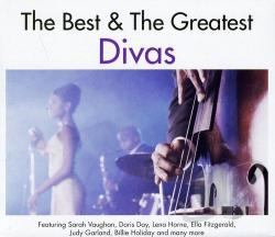 Best & The Greatest Divas CD Cover Art