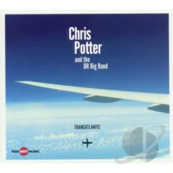 DR Big Band / Potter, Chris - Transatlantic CD Cover Art