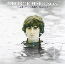 Harrison, George - Early Takes, Vol. 1 LP Cover Art